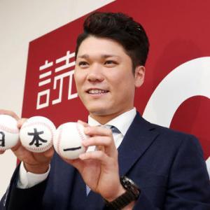 【野球】坂本勇人が「生涯巨人」宣言 メジャーへの夢は封印