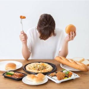 ダイエット中の抑えられない食欲を抑える方法と上手な間食の方法と食べ物。