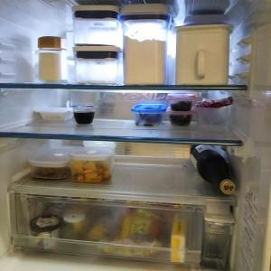 日常が戻ってきた冷蔵庫内!本日の買い物リスト&買い物品♪