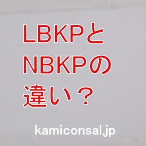 LBKPとNBKPの違い?木材が広葉樹か針葉樹かが異なる