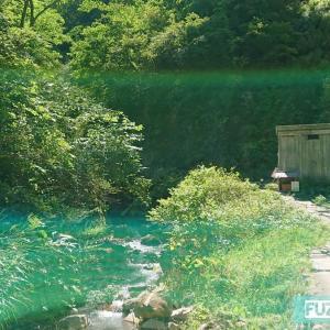 これぞ秘湯『河原の湯』~温泉街を登り、見惚れる滝や硫黄の零れる山道を抜けるとそこには…【燕温泉 混浴野天風呂】