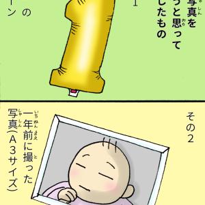 一歳のお誕生日③ ~写真編~