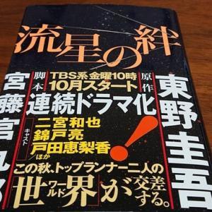 読書 流星の絆 東野圭吾