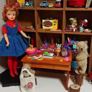 お人形あそび cooking