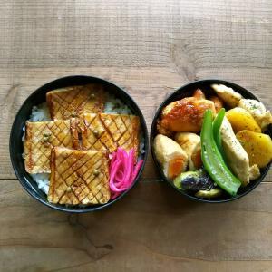 竹輪の蒲焼き丼弁当