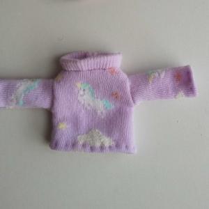 ひかりちゃんサイズのセーター