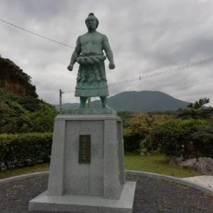 横綱朝潮太郎銅像