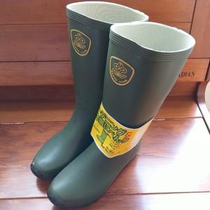 園芸ブーツ