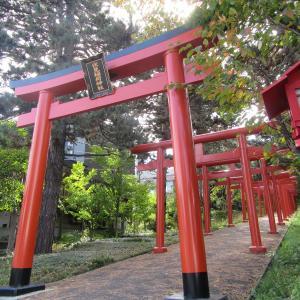 神様はタダで願いを叶えてくれませんin札幌伏見稲荷神社  札幌でお散歩してみた その②