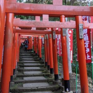 鎌倉の佐助稲荷神社に行ってきた