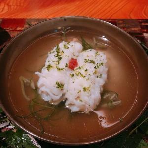 殿堂入りのお皿たち その24 【龍吟の鱧のお椀】