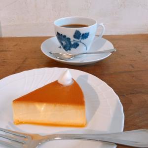 殿堂入りのお皿たち その16 【乙コーヒーさんのチーズケーキ】