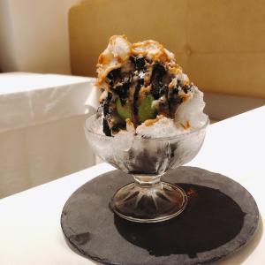 殿堂入りのお皿たち その269【K+ の 夜中のかき氷】