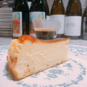 殿堂入りのお皿たち その270【グラシア の バスクチーズケーキ】