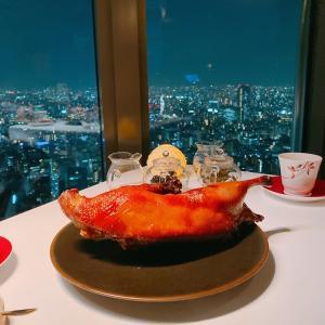 殿堂入りのお皿たち その622【広東料理センス の 京鴨の北京ダック】