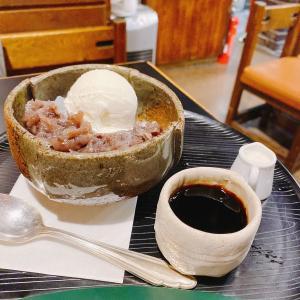 殿堂入りのお皿たち その623【世田谷邪宗門さん の コーヒーあんみつ】
