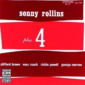 Plus 4 / Sonny Rollins(1956)