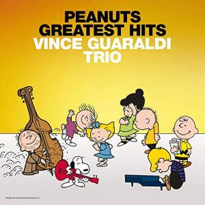 【Jazz × SNOOPY】Peanuts Greatest Hits (Music from the TV Special)/ Vince Guaraldi Trio (2015)