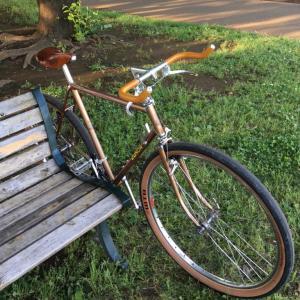 Horizon47cの自転車