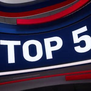 【NBA】本日のベストプレイ トップ10!!~January 16, 2020~