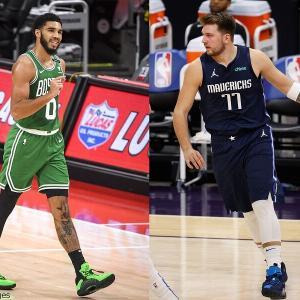 【NBA】2020-21シーズン第3週最優秀選手東テイタムと西ドンチッチ