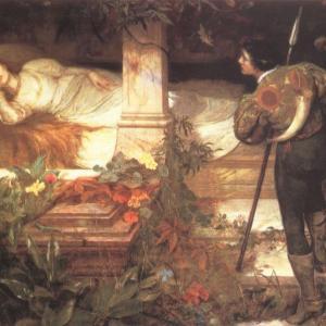 【原語で読むグリム童話】眠れる森の美女=Dornröschen (いばら姫)【和訳】