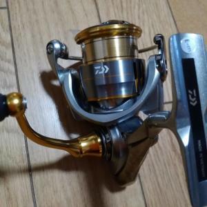 【DAIWA】フリームス2500購入