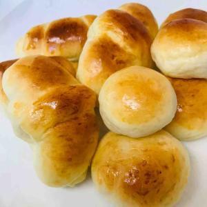 休日①〜パン作った日編〜