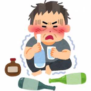 【自制心】孤独≒酒≒犯罪