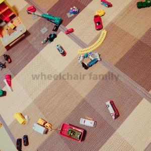 子どもが小さいとこうなる!!車椅子パパママにとっての危険