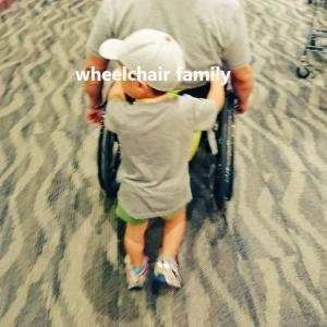 車椅子のパパは可哀想?そう思わない子に育てよう!私がしてる8つのこと