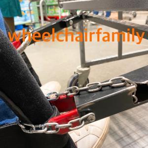 車椅子ママがコストコで車椅子専用カートを使ってみた感想