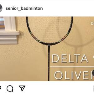 Oliverの試打結果 DELTA 9
