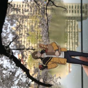 【エリオスR】推しとお花見デート!ハナミズキを愛でよう