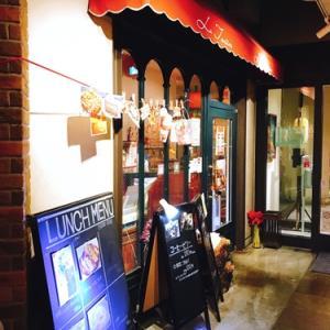 大阪福島LAXAのカフェ「ラ・タルティーヌ☕」