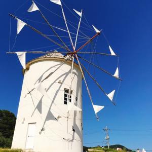 香川ひとり旅⑫~2日目「小豆島オリーブ公園☀」