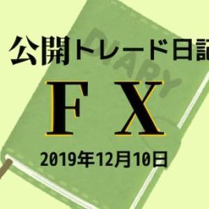 【FX公開トレード日記】12月10日のFX学びメモ