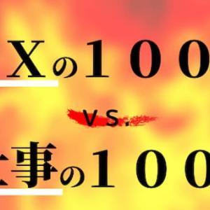 【快感】FXで得た100円と仕事で稼ぐ100円が全く違う話