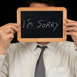 発達あるある@謝れない。ゴメンてまず言うのは会話の順序