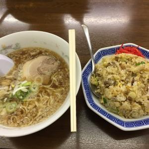 高岡駅から車で5分、富山県内で4店舗ある内の1つ大ちゃんラーメン赤祖父店に初めて訪問 昔ながらの醬油ラーメンとチャーハンを頂いた