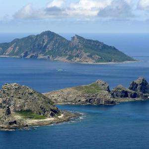 尖閣諸島は日米、台湾の生命線 / 尖閣は「命を救う島」(『尖閣諸島10の物語』より)