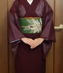 楓の羅帯で百済寺へ
