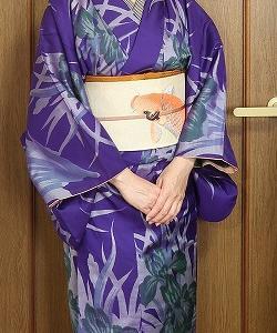 菖蒲×鯉コーデで鯉のぼり