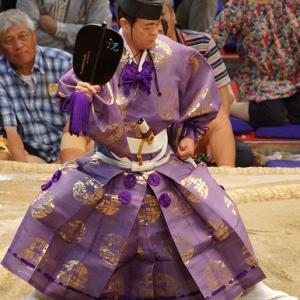 大相撲秋場所・新横綱照ノ富士盤石の相撲で付け入る隙無し‼️
