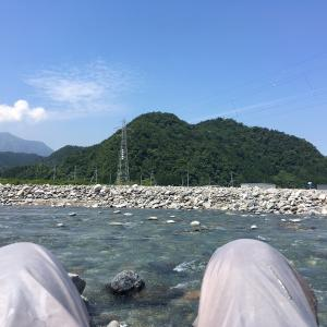 復帰戦 糸魚川翡翠探し 2日目