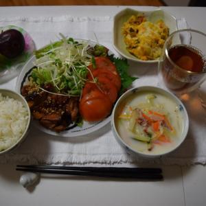 豊富な野菜とフルーツで美容食☆彡