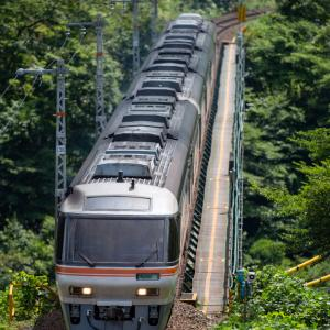 JR高山線 キハ85  久々野 〜 渚