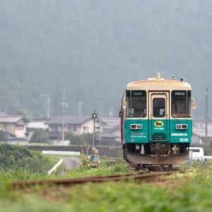 長良川鉄道越美南線