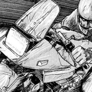 毎朝すれ違う気になるバイク!