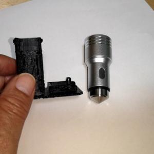 引き続き EasyThreed x3 3Dプリンター USB電源ケースづくり